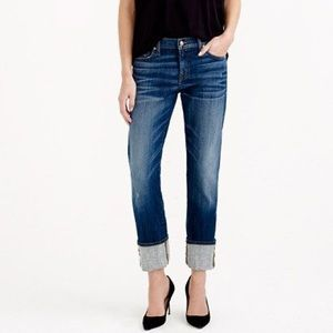 J. Crew Point Sur X-rocker Japanese Selvedge Jeans